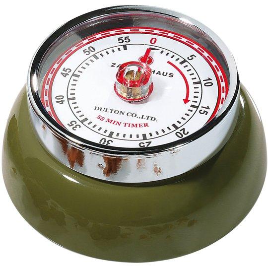 Zassenhaus Speed timer olivgrön