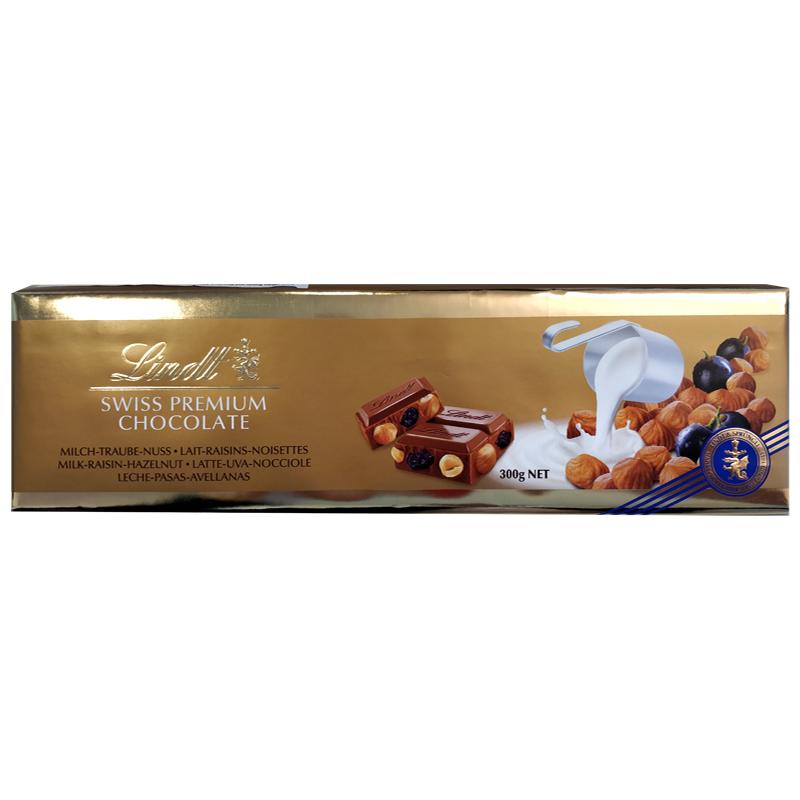 """Maitosuklaa """"Raisin & Hazelnut"""" 300g - 33% alennus"""