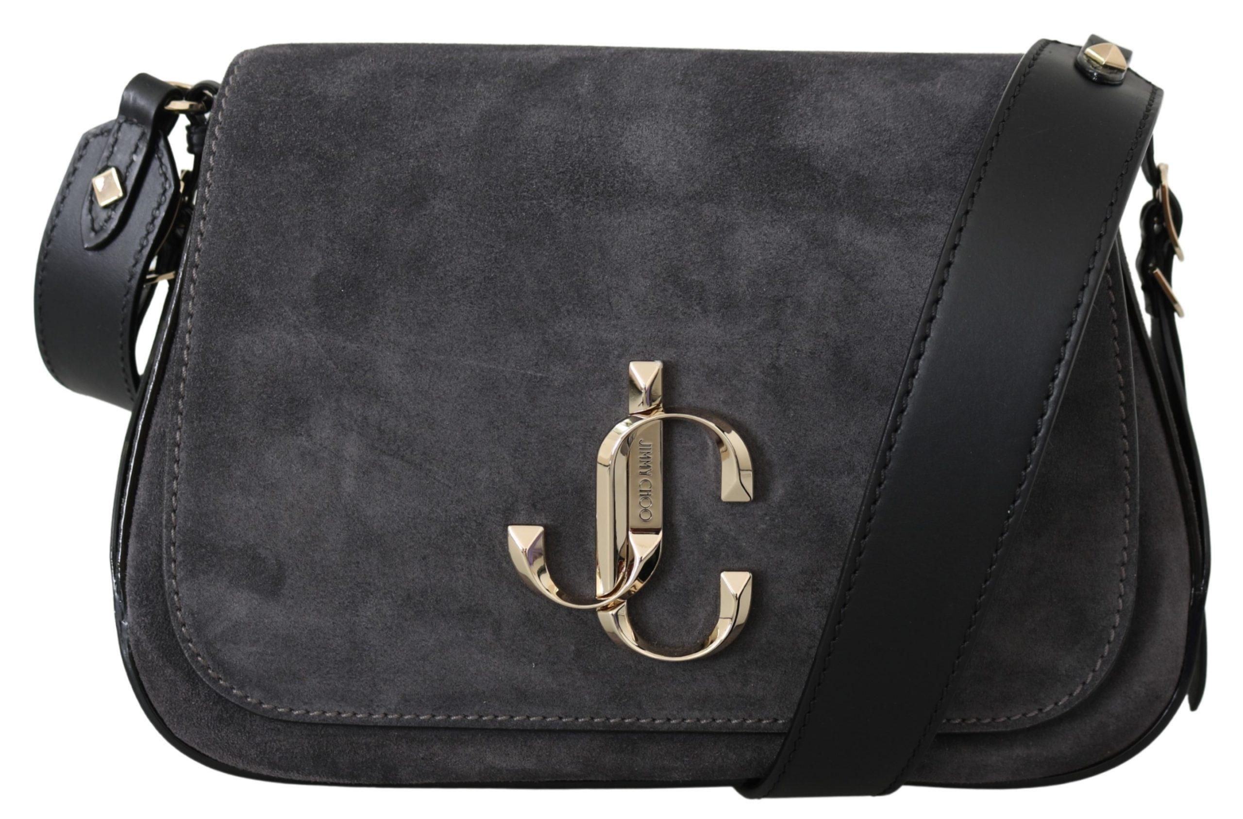 Jimmy Choo Women's Varenne Shoulder Bag Dusk/Black 1436441