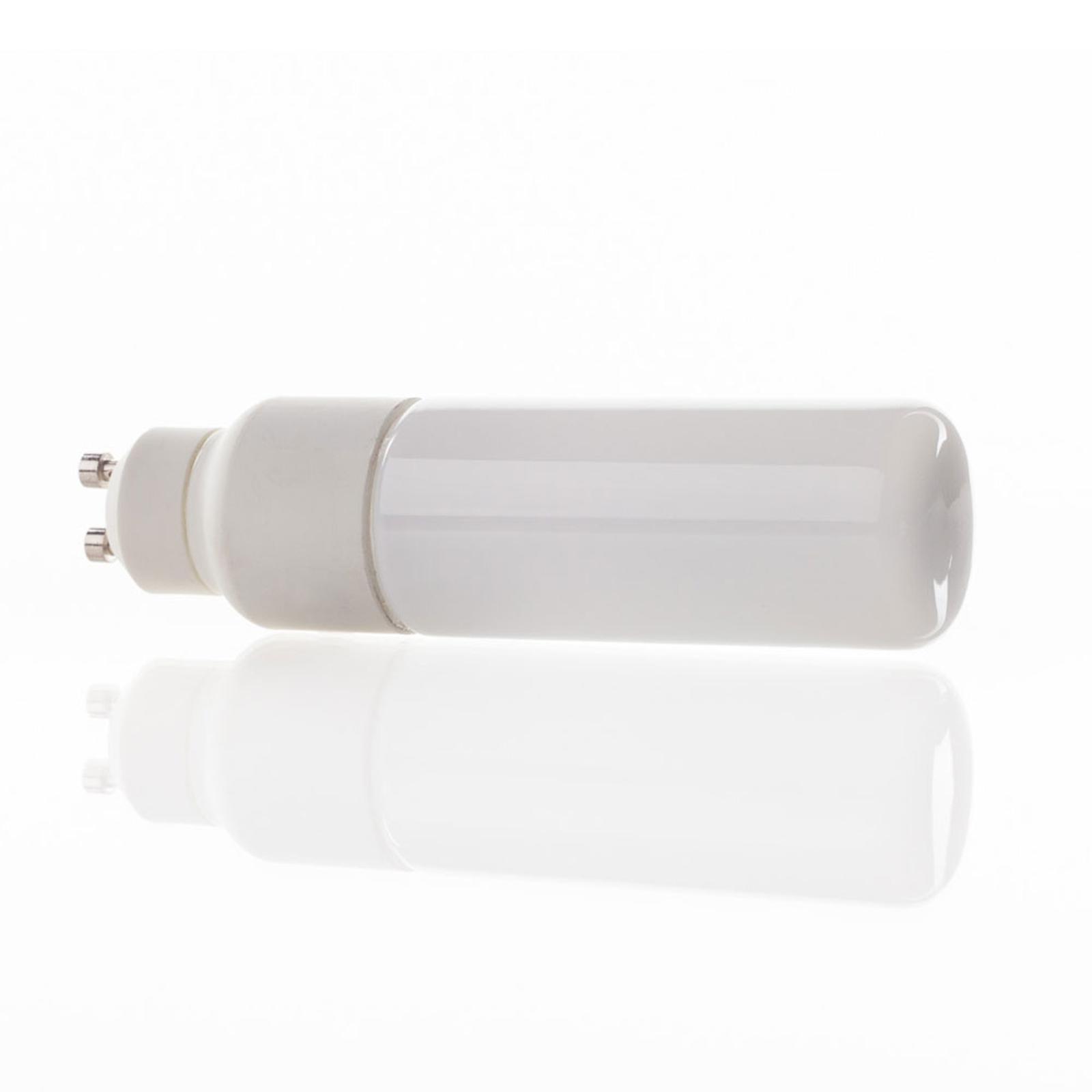 LED-lamppu GU10 5 W putkimainen