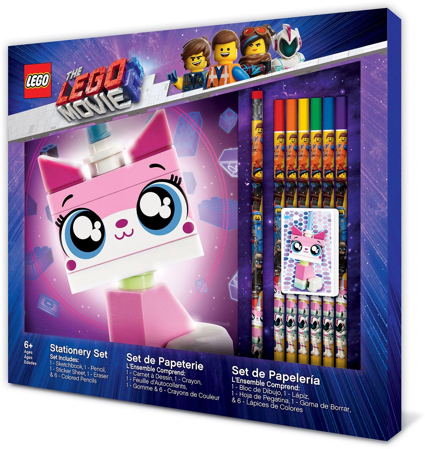 LEGO Unikitty Kirjoitusvälinesetti