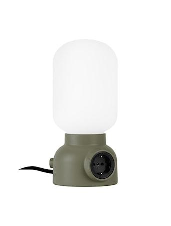 Plug Bordslampa Pudergrön