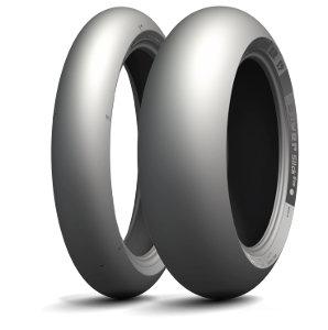 Michelin Power Slick Evo ( 120/70 ZR17 TL (58W) M/C, NHS, etupyörä )