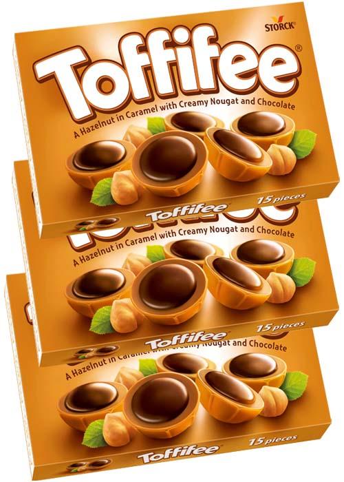 Toffifee 125g 3-pack