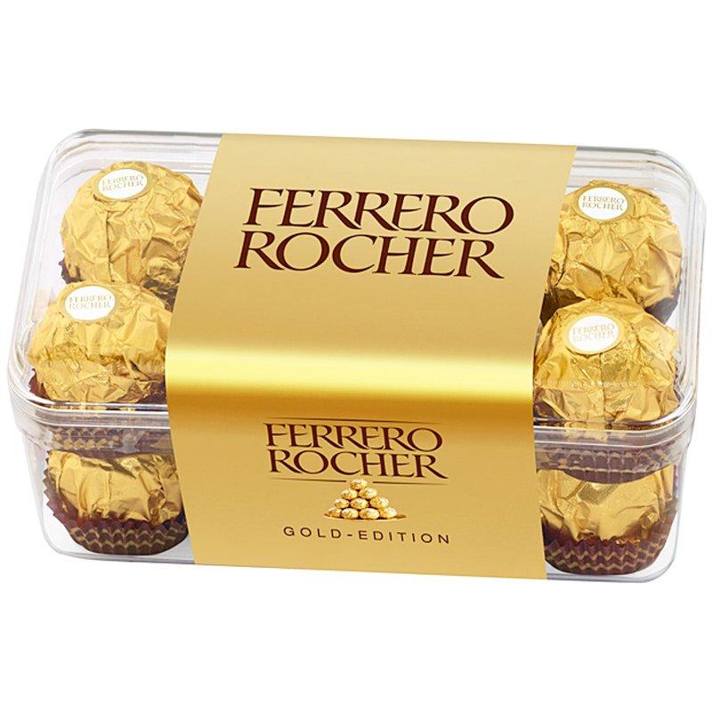 Suklaarasia Ferrero Rocher - 35% alennus