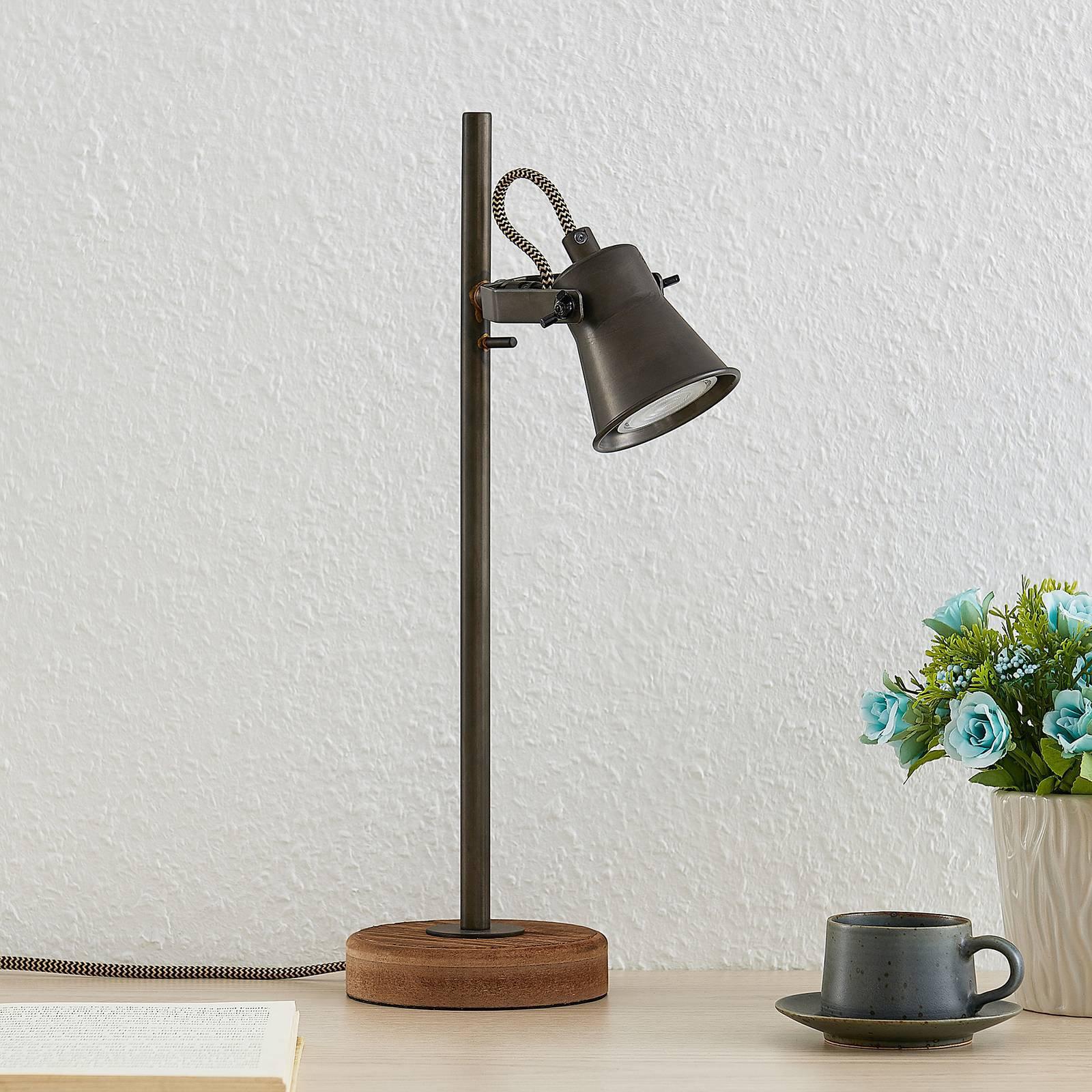 Lindby Grandesa bordlampe med trefot