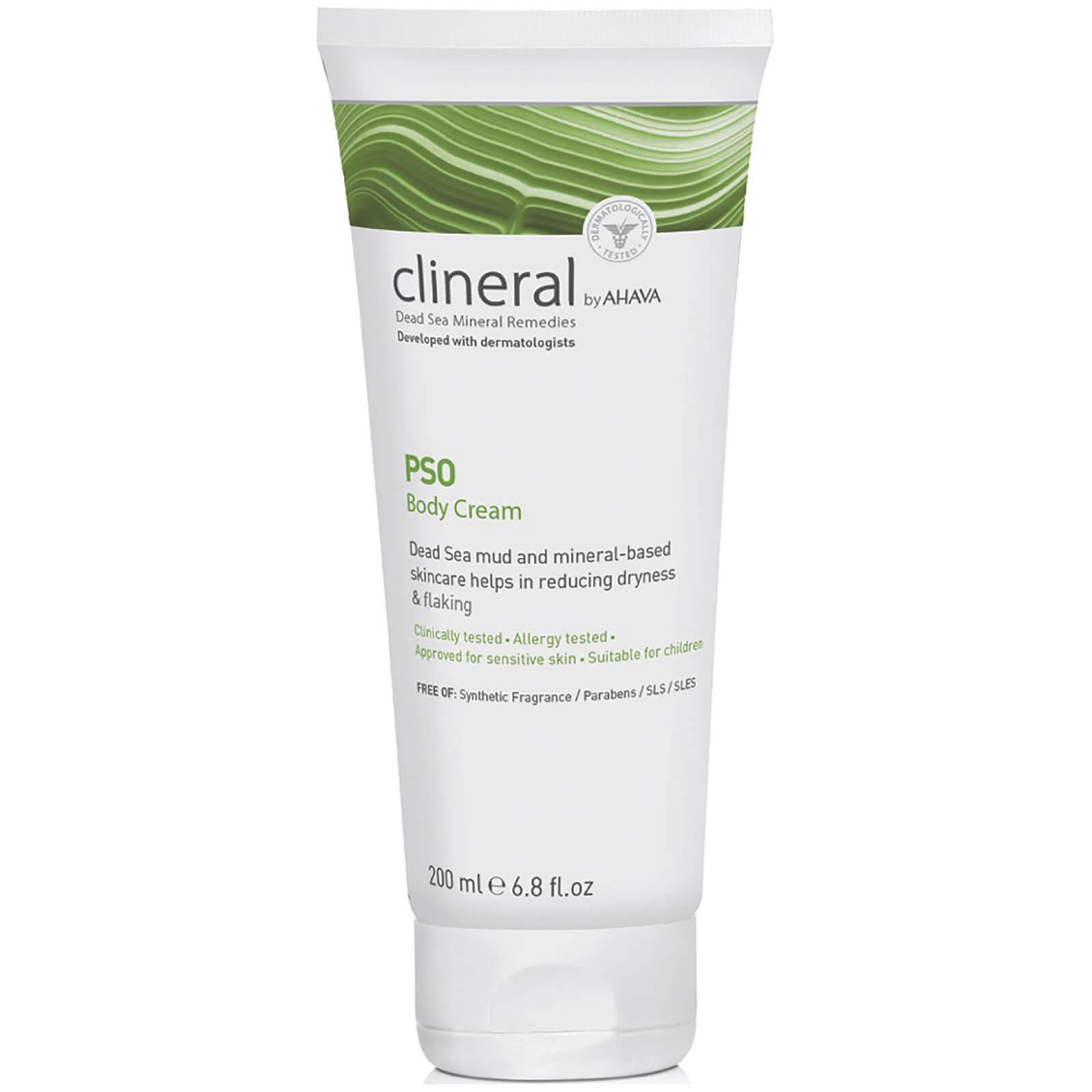 AHAVA - Clineral PSO Body Cream 200 ml