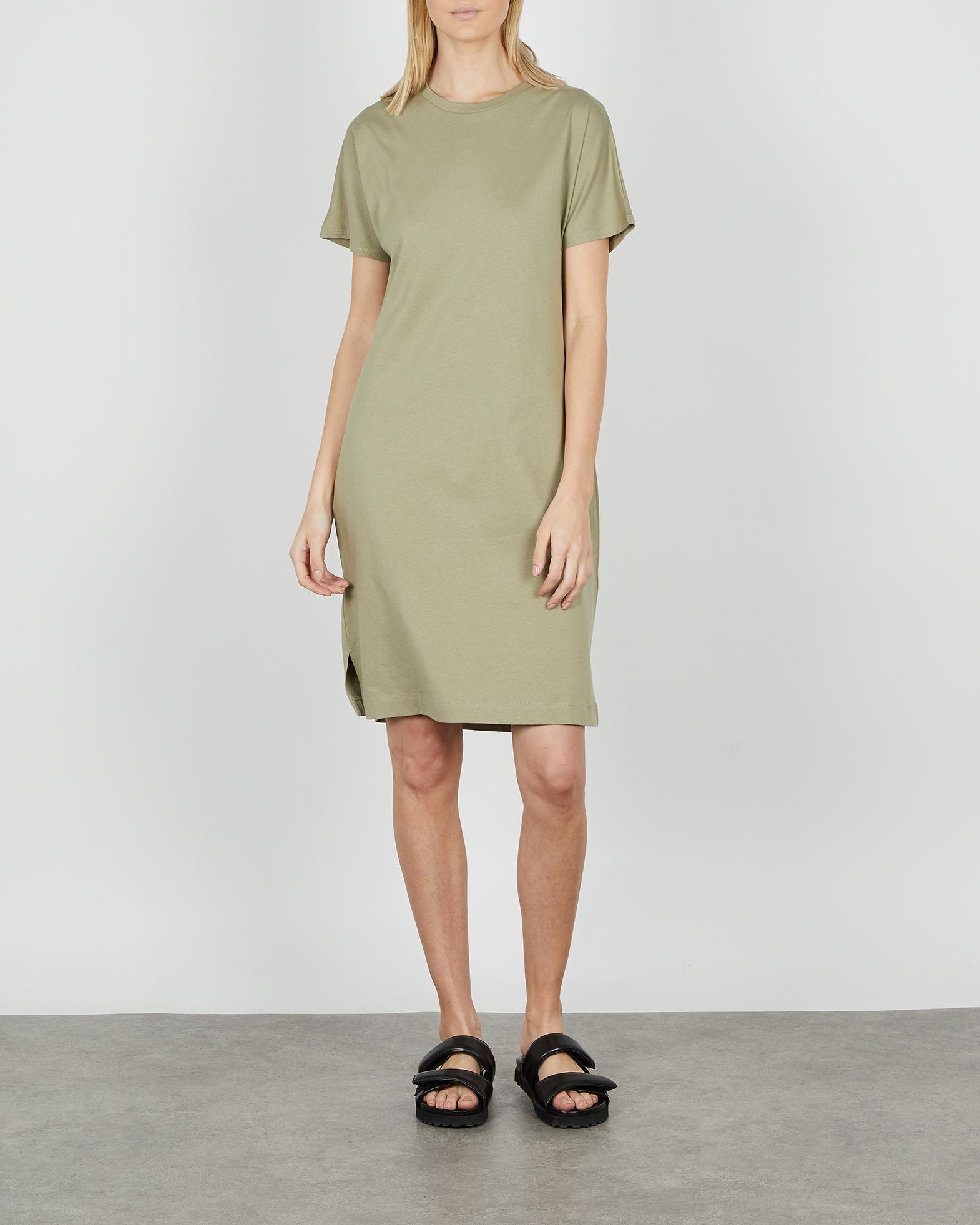 Filippa K Klänning Effie grön XS