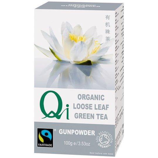 Qi Teas Green Tea, 100 g