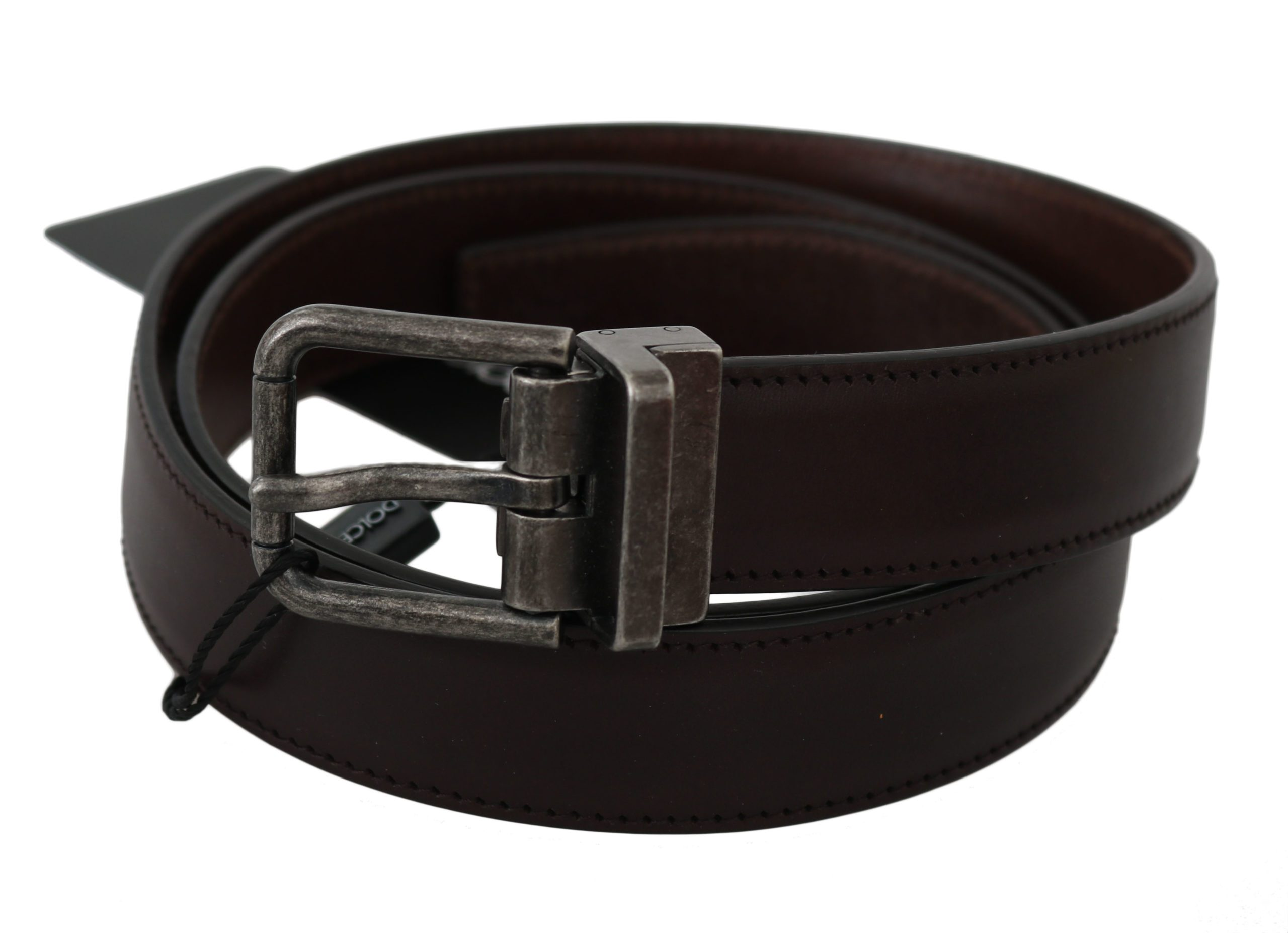 Dolce & Gabbana Men's Belt Brown BEL60336 - 100 cm / 40 Inches