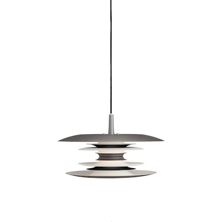 Diablo Pendel Oksidert grå LED 30 cm