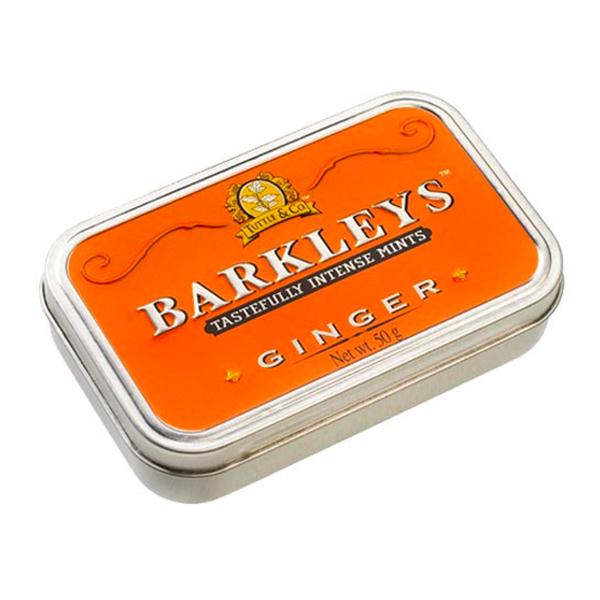 Barkleys Ingefära - 1-pack