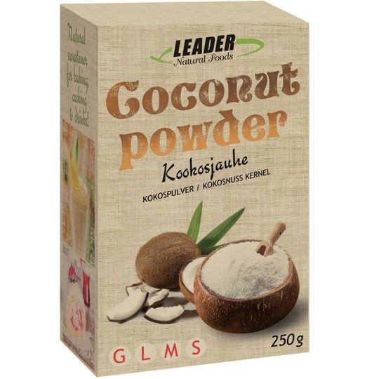 Kookosjauhe 250 g - 67% alennus