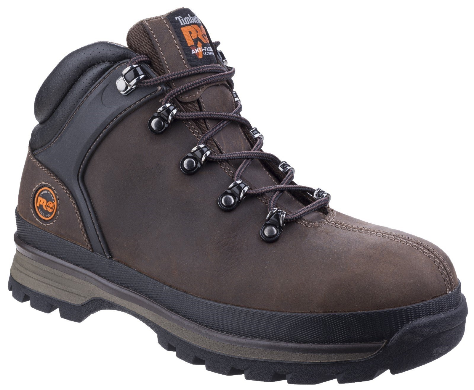 Timberland Pro Men's Splitrock XT Lace-up Safety Boot Various Colours 25948 - Gaucho 10