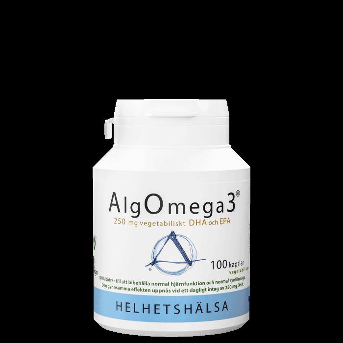AlgOmega3®, 100 kapslar