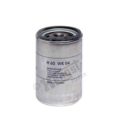 Polttoainesuodatin HENGST FILTER H60WK04