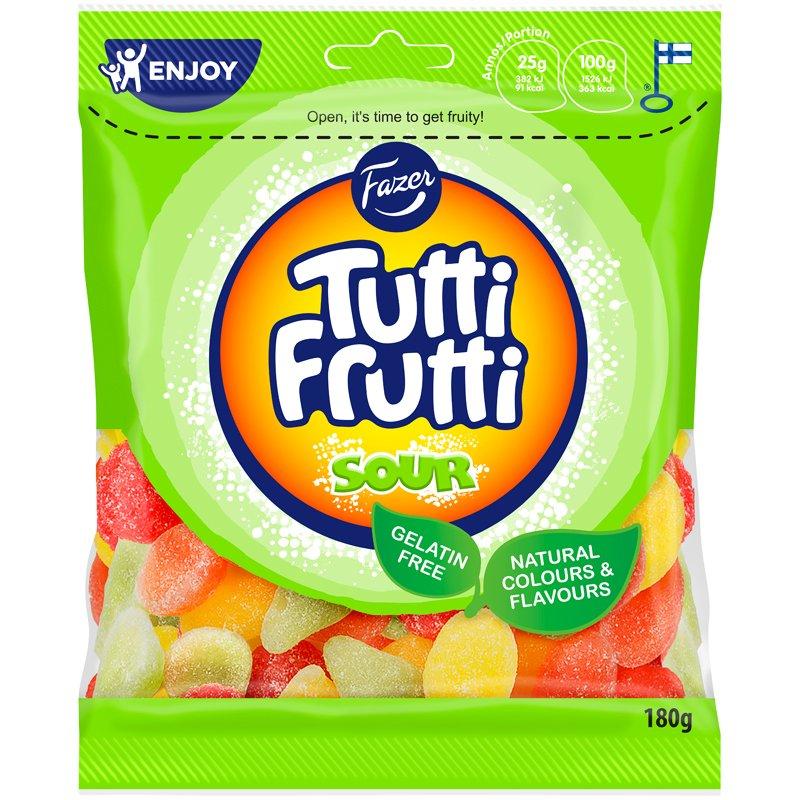 Tutti Frutti Sour - 25% alennus