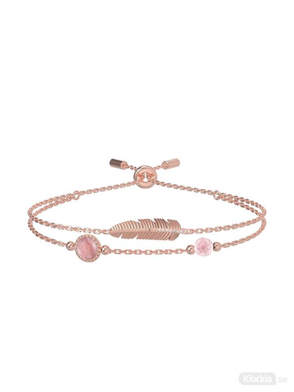 FOSSIL Armband Classics – Rosé JF03669791