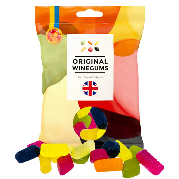 Original Winegums - Candy People - 80g