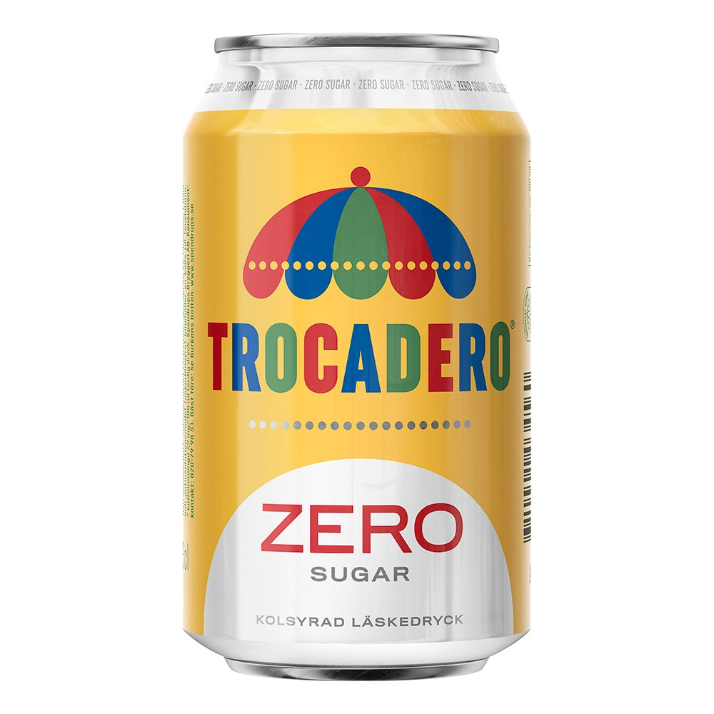 Trocadero Zero - 1-pack