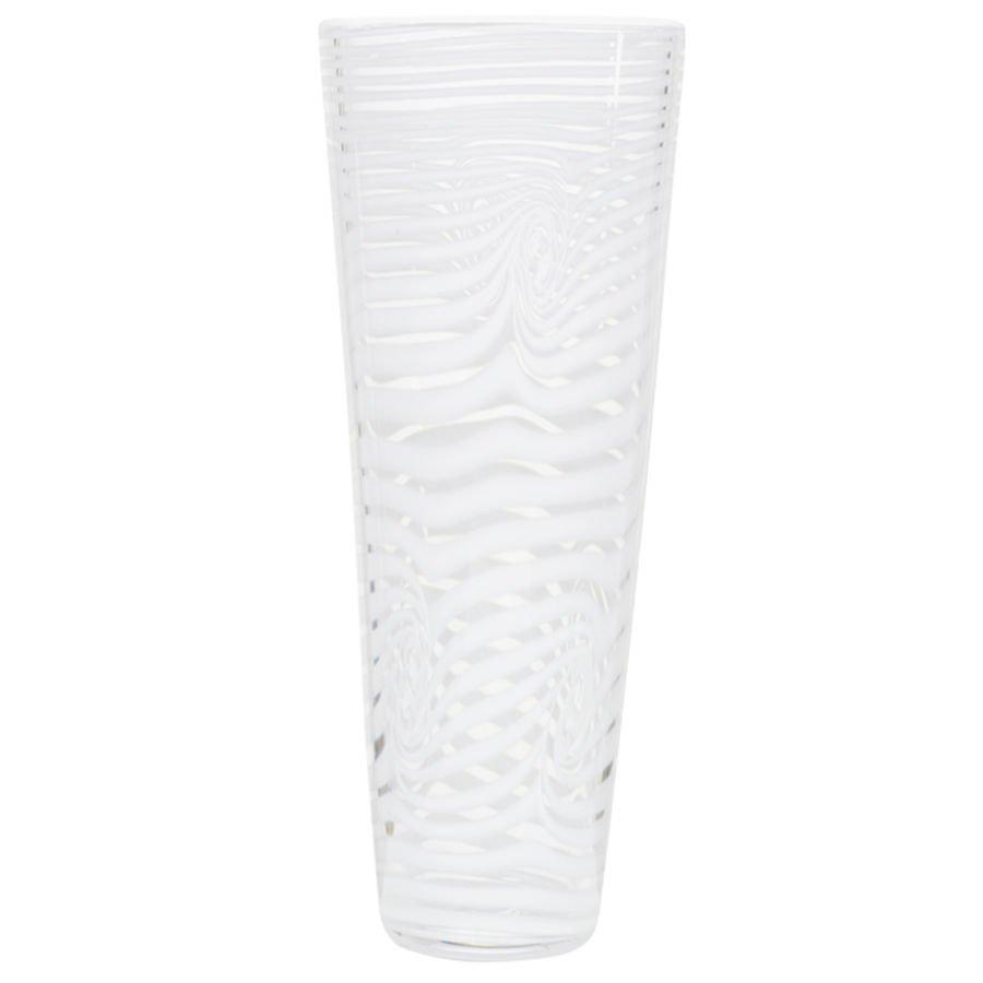 Hadeland Glassverk Virvel Vase 500Mm