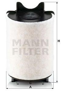 Ilmansuodatin MANN-FILTER C 14 130/1