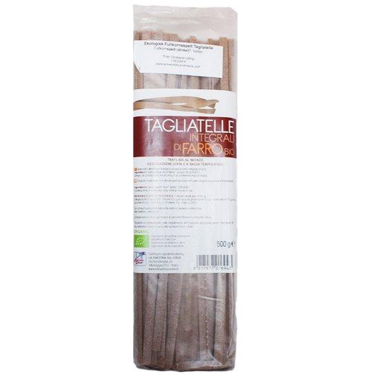 """Fullkornspasta """"Tagliatelle"""" 500g - 63% rabatt"""