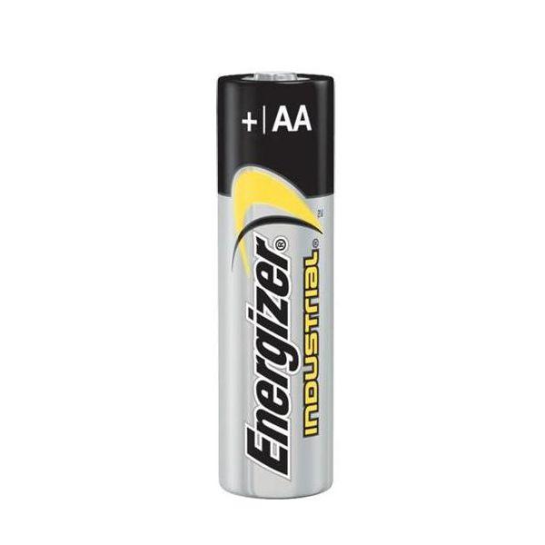 Energizer Industrial AA/LR06 Alkalisk batteri 10-pakning