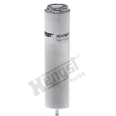 Polttoainesuodatin HENGST FILTER H247WK01