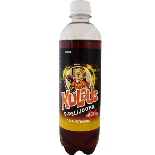 Mehujuoma Cola & Sitruuna - 35% alennus