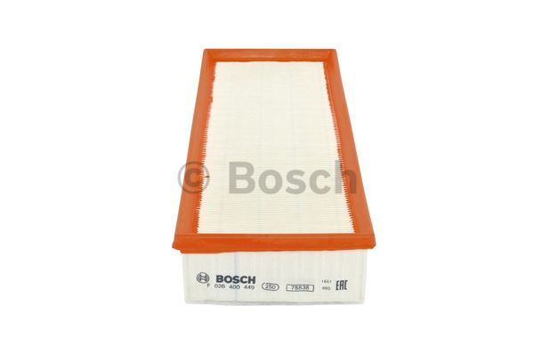 Ilmansuodatin BOSCH F 026 400 449