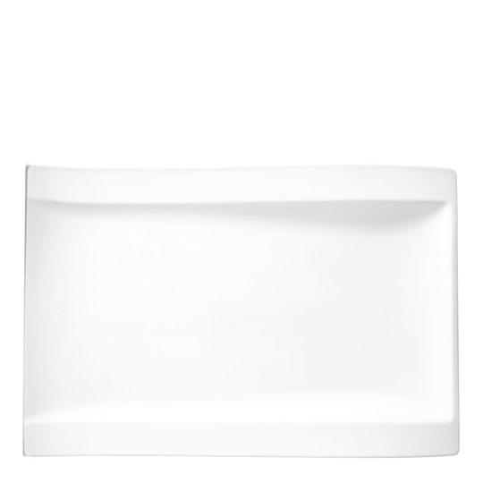 Villeroy & Boch - New Wave Tallrik 37x25 cm