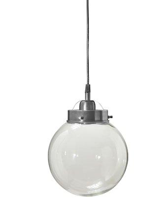 Taklampe Normandy Sølv