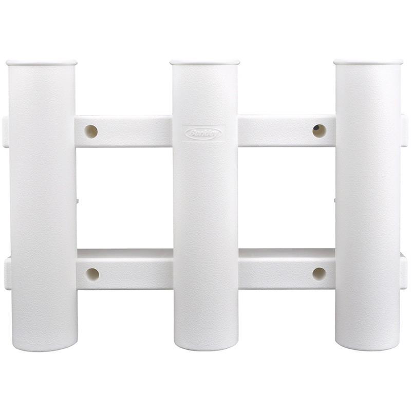 Berkley Stangholder tube hvit 3 stenger
