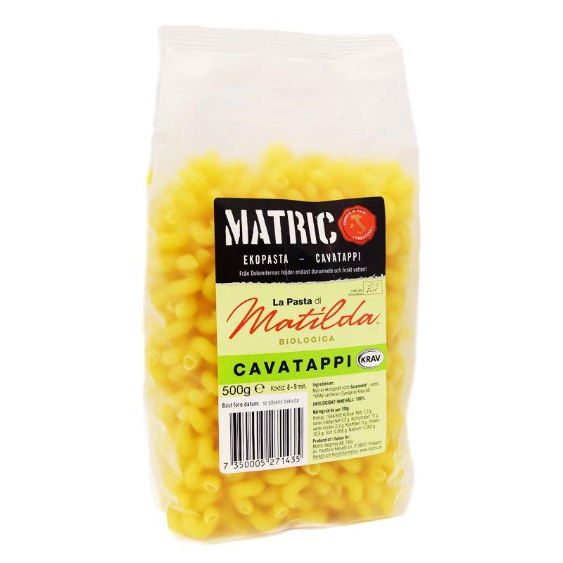 Pasta Cavatappi 500g - 13% alennus