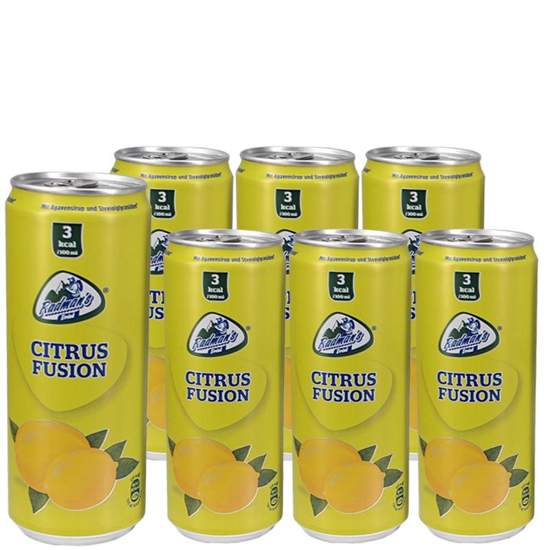 Läsk Citrus Fusion 6-pack - 55% rabatt