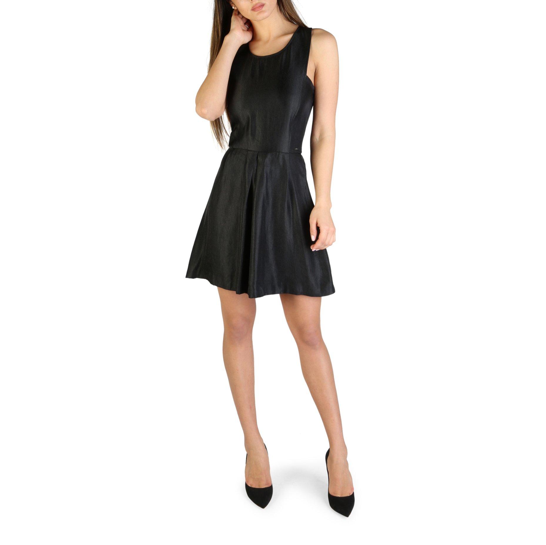 Armani Exchange Women's Dress Green 3ZYA55_YNANZ - black 8
