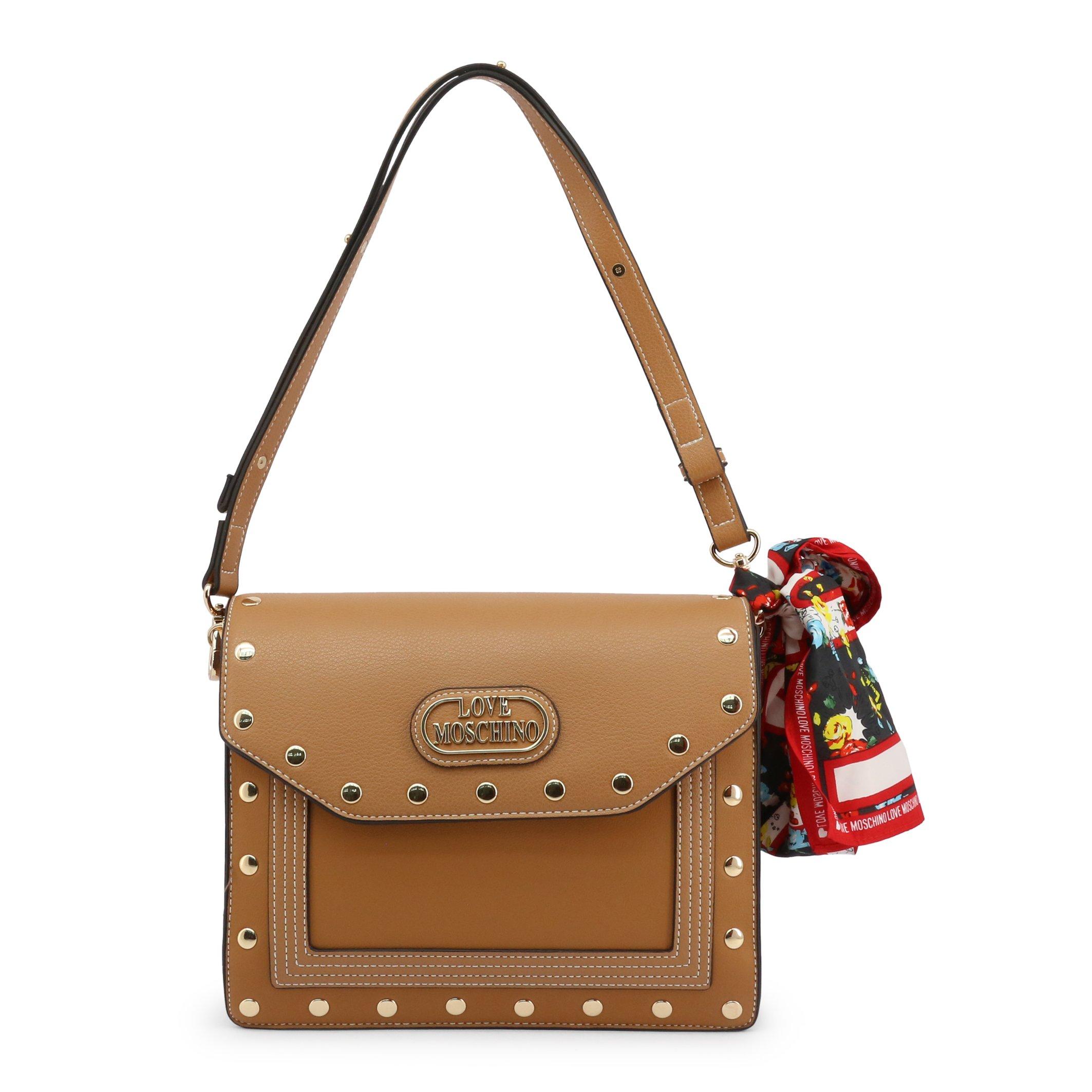 Love Moschino Women's Shoulder Bag Black JC4043PP1CLE1 - brown NOSIZE