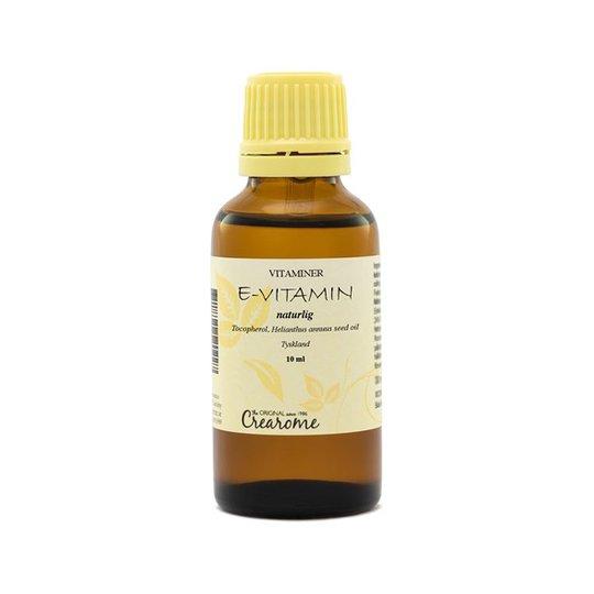 Crearome Naturlig E-vitamin, 10 ml
