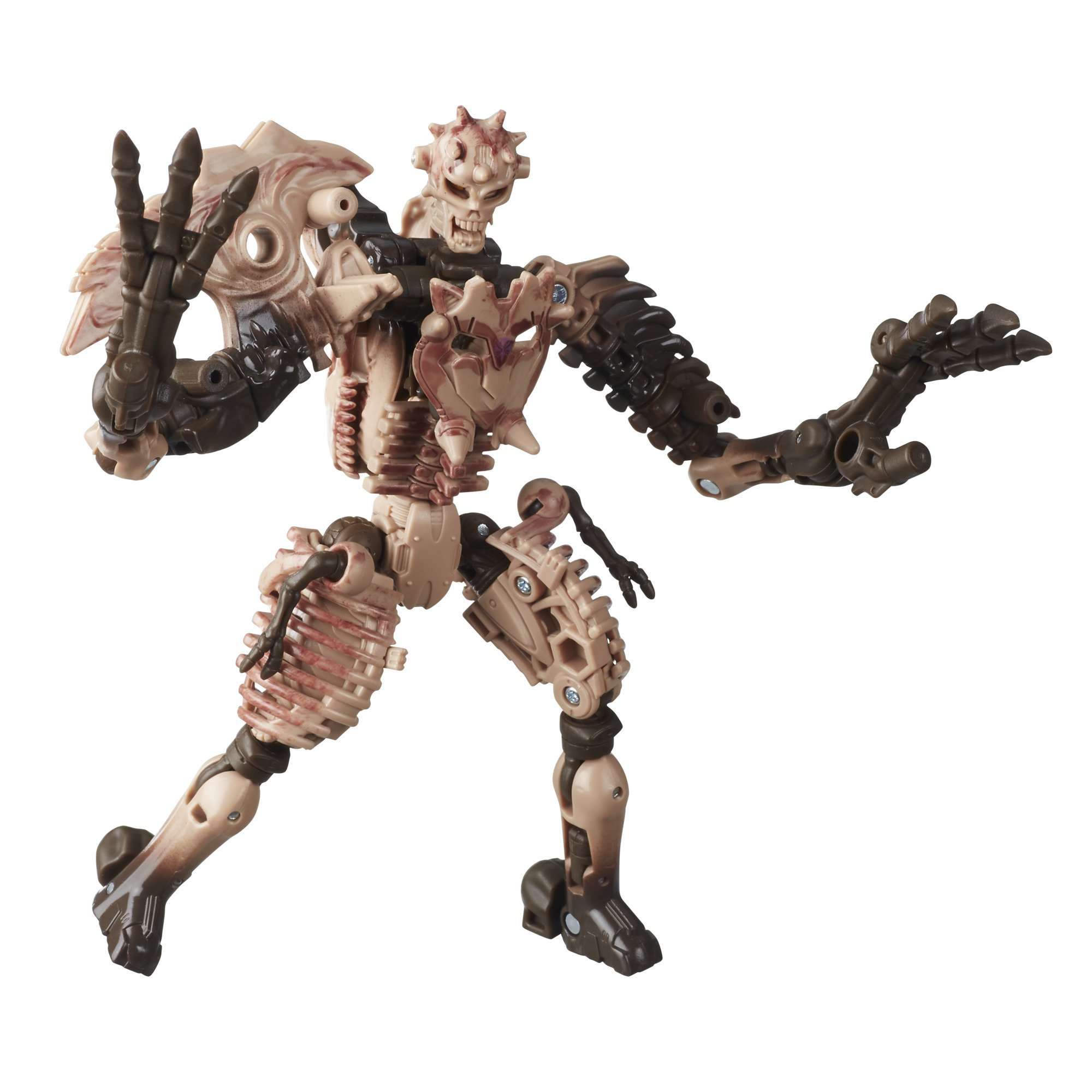 Transformers - Generations War For Cybertron - Kingdom Deluxe Paleotrex(F0672)
