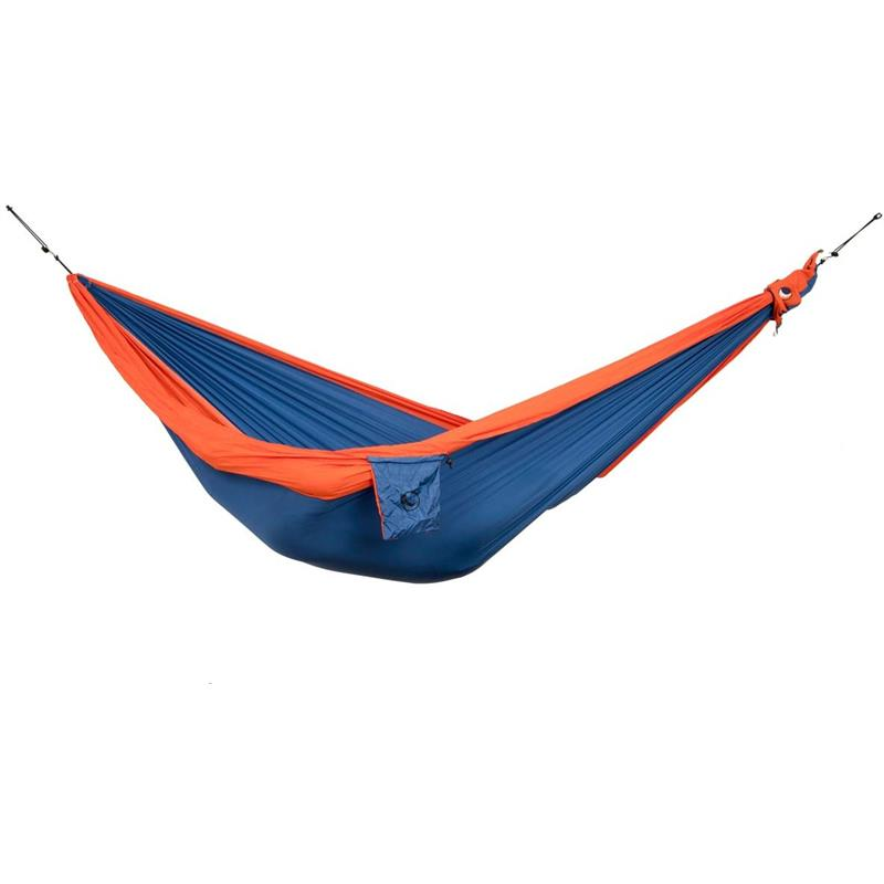 Ticket To The Moon King Size Royal Blue/Orange