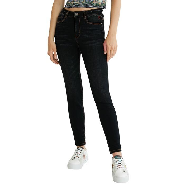 Desigual Women's Jeans Various Colours 319988 - black 36