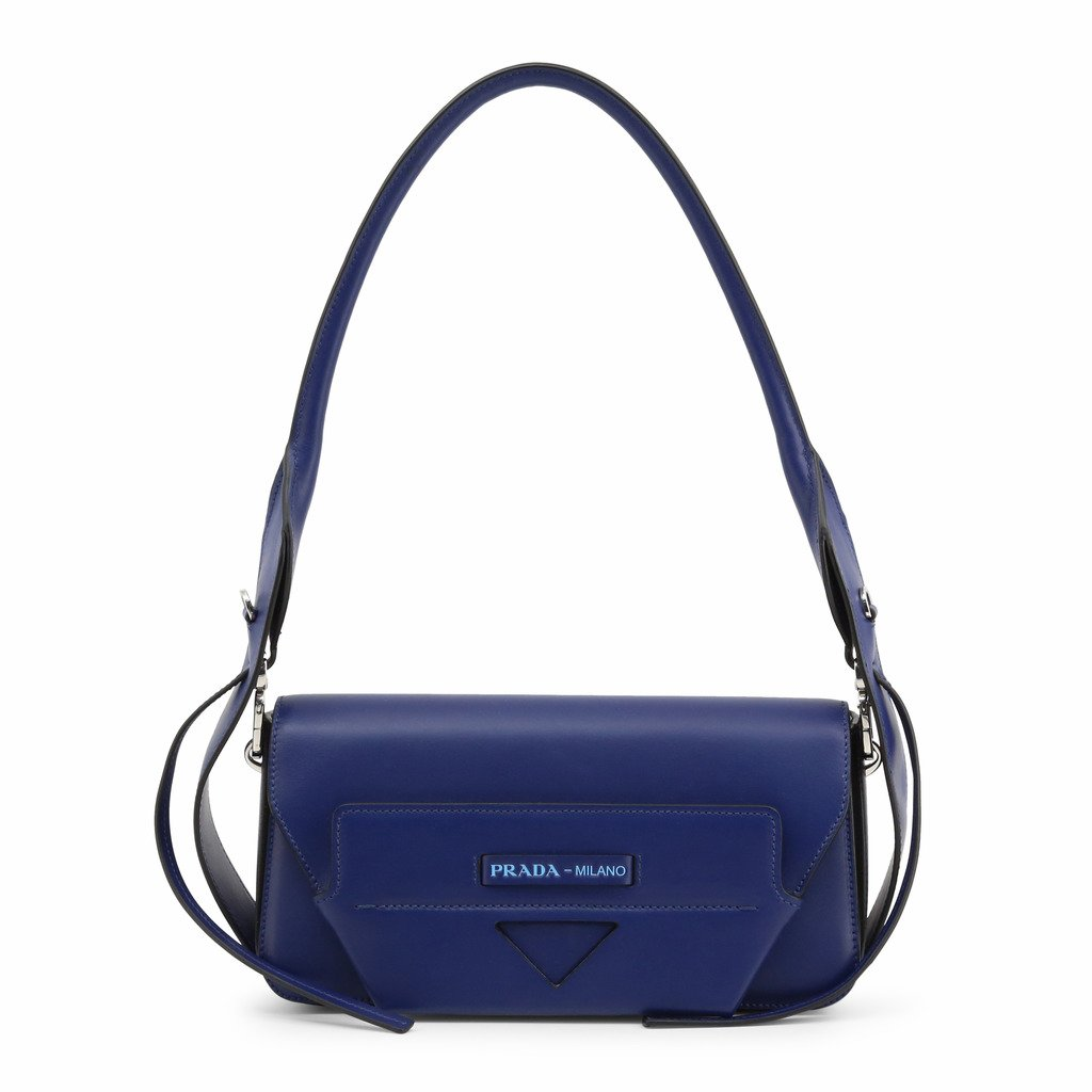 Prada Women's Shoulder Bag Blue 1BD166_CITY - blue NOSIZE