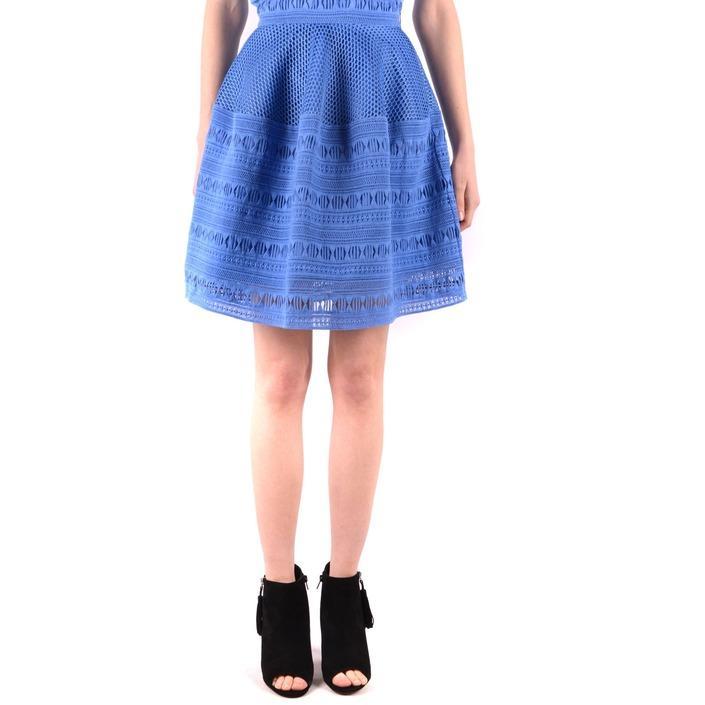 Pinko Women's Skirts Blue 166548 - blue 44