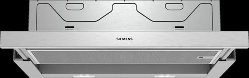 Siemens Li64mb521 Iq100 Utdragbara Köksfläkt - Rostfritt Stål