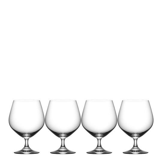 Orrefors - Prestige Cognac 50 cl 4-pack