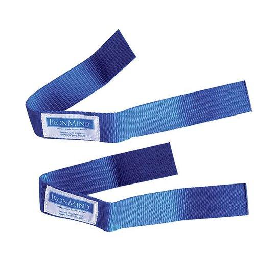 Ironmind Short & Sweet lifting straps