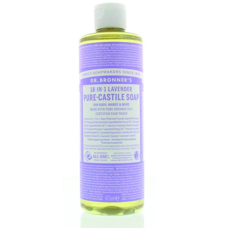 Lavendel tvål 475ml - 63% rabatt