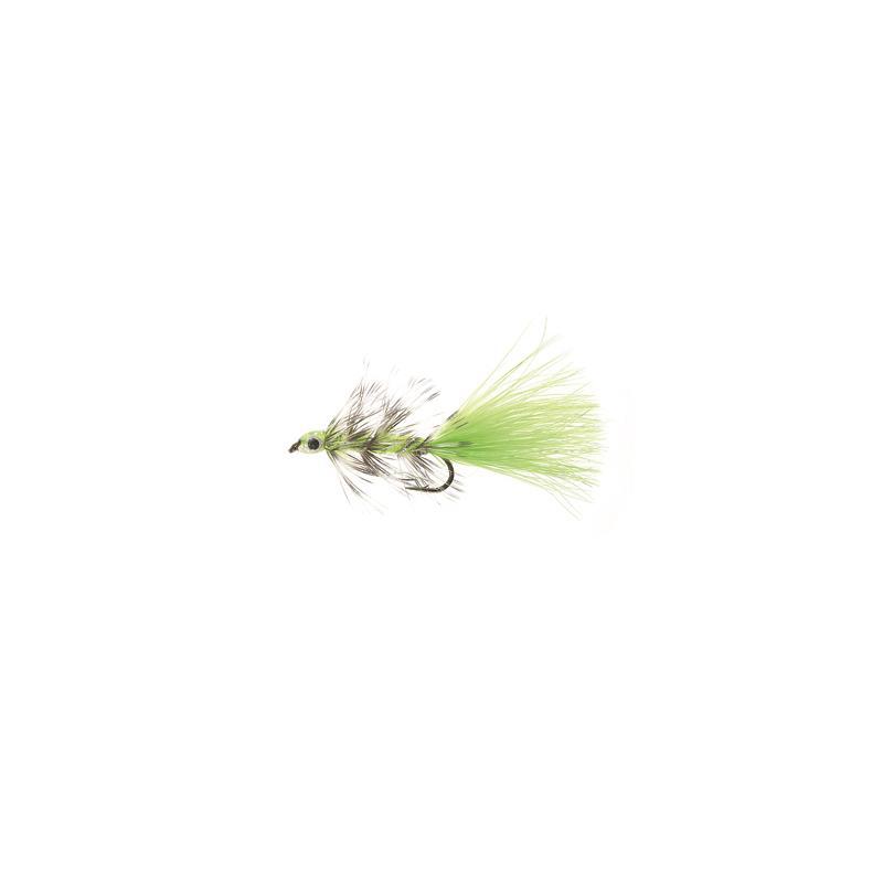 Swim Bugger #8 Fluo Green Kjøp 12 fluer få gratis flueboks