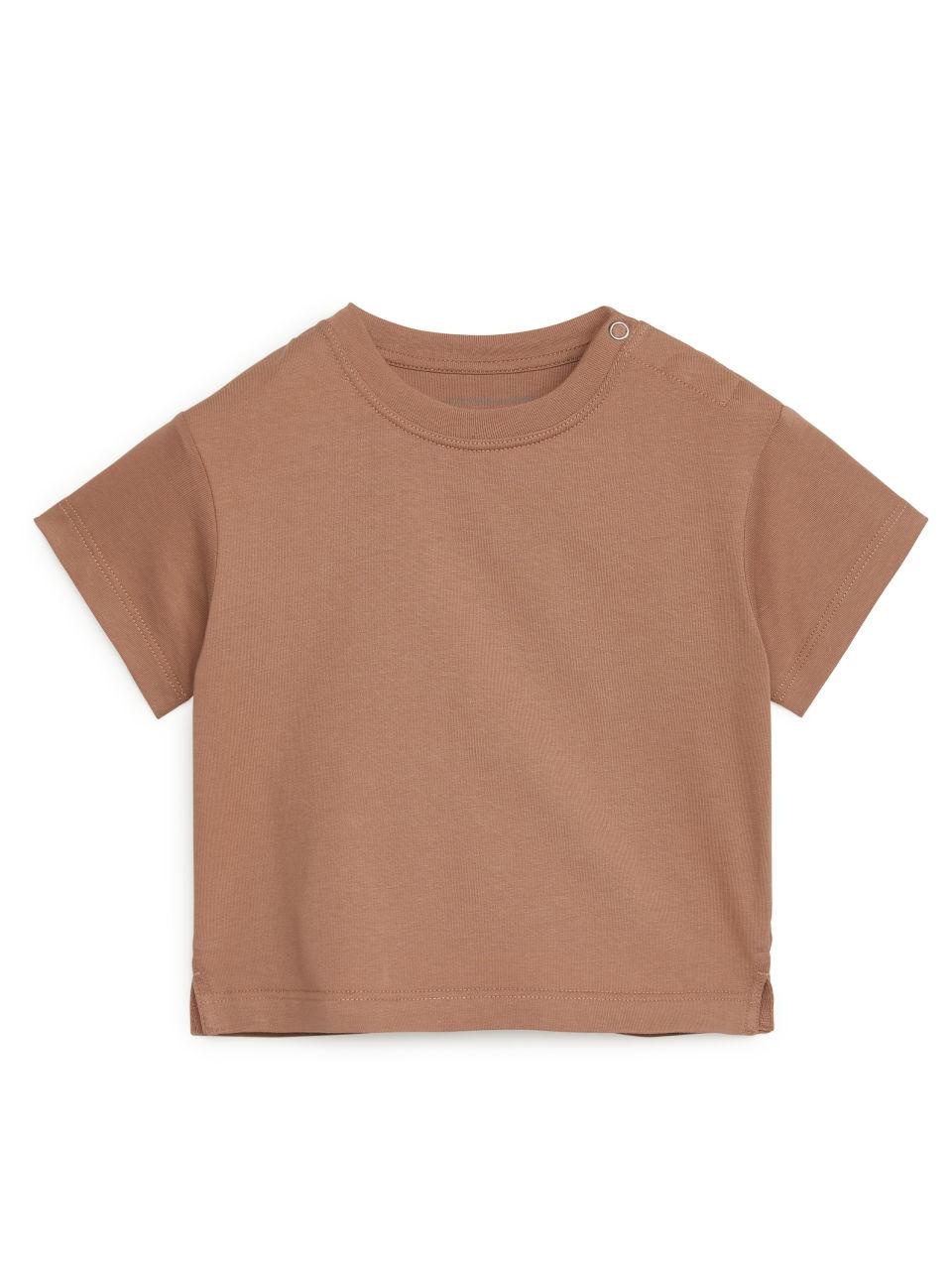Short Sleeve T-Shirt - Orange